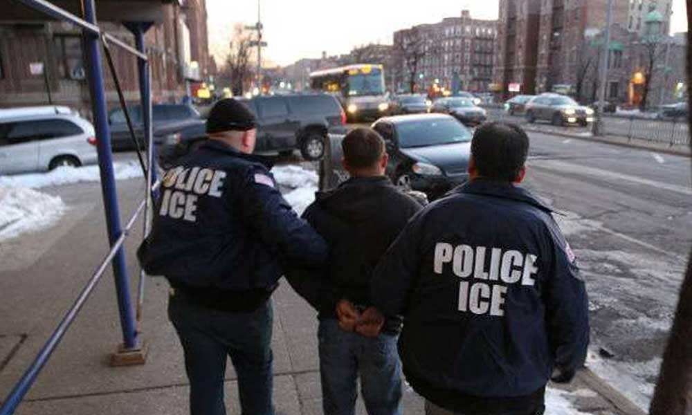 Los 35 condados de EU con más peligro de deportación