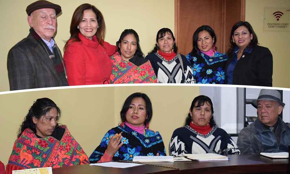 Pide Regidora Judith Armenta la inclusión de los indígenas en los trabajos del Comité Pueblo Mágico