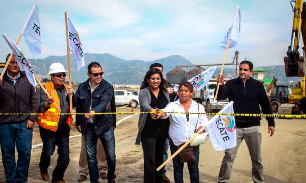 Arranca construcción de Relleno Sanitario en Tecate