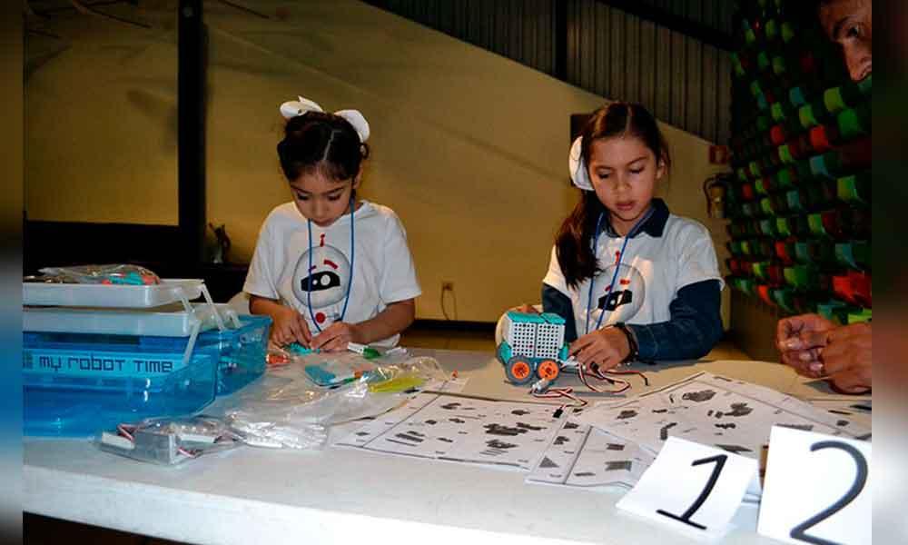 Invita Museo El Trompo al aprendizaje de la robótica
