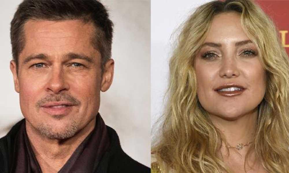 Kate Hudson es la nueva dueña del corazón de Brad Pitt