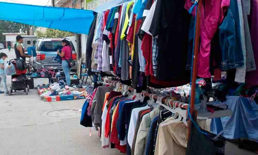 La ropa usada implica riesgos para la salud