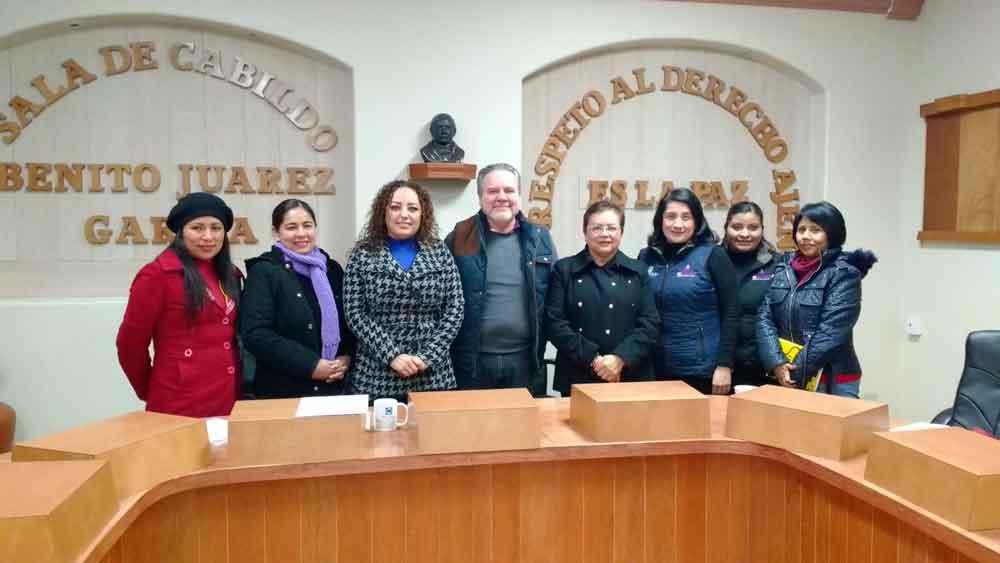 Sesiona la Comisión de Igualdad entre Mujeres y Hombres
