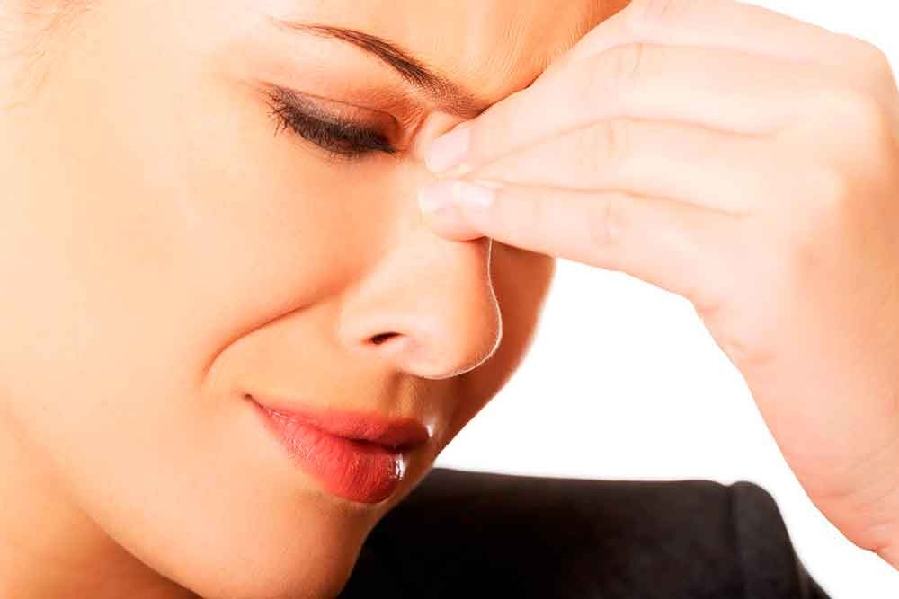 Sinusitis: enfermedad que requiere atención especializada