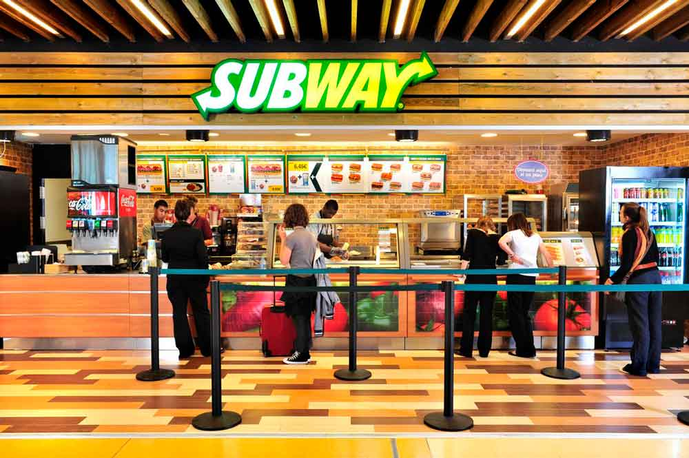 """Solo la mitad del """"pollo"""" de Subway es pollo según pruebas de ADN"""
