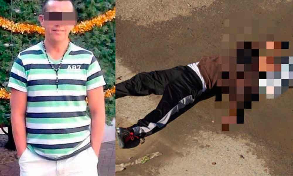 Suicida deportado: tres hijos le lloran