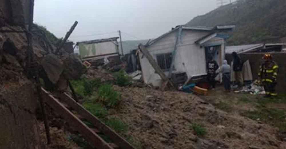 Muere niña de 2 años por las fuertes lluvias en Tijuana