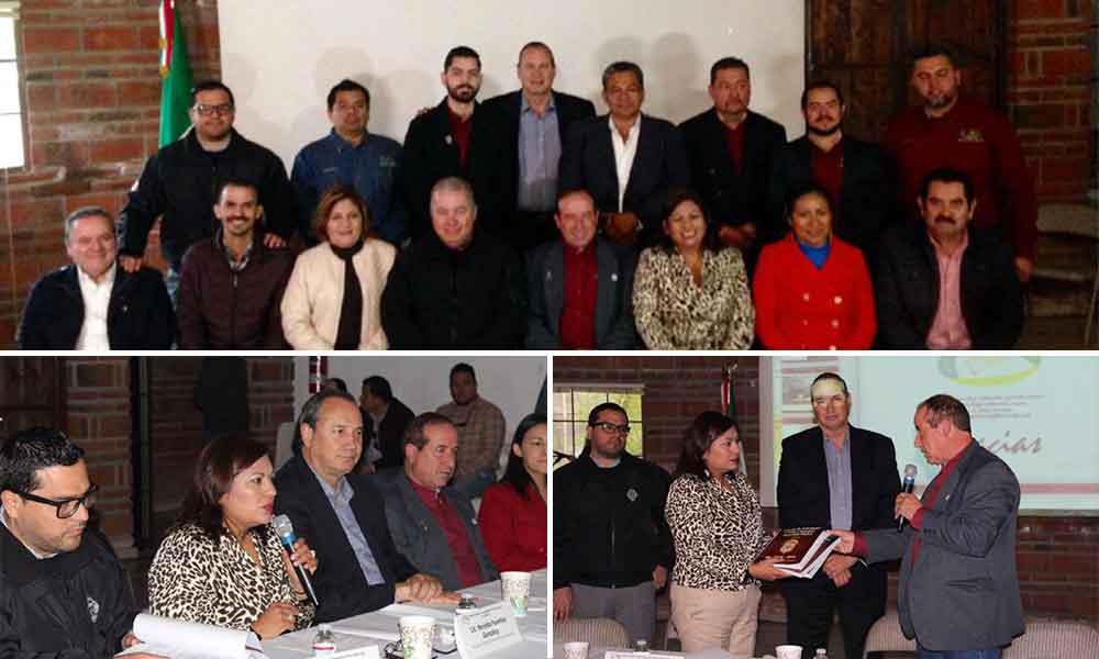 Participación entre ciudadanos y autoridades devolverán la tranquilidad a Tecate; Continúa Juan Aldrete Márquez frente al CCSP