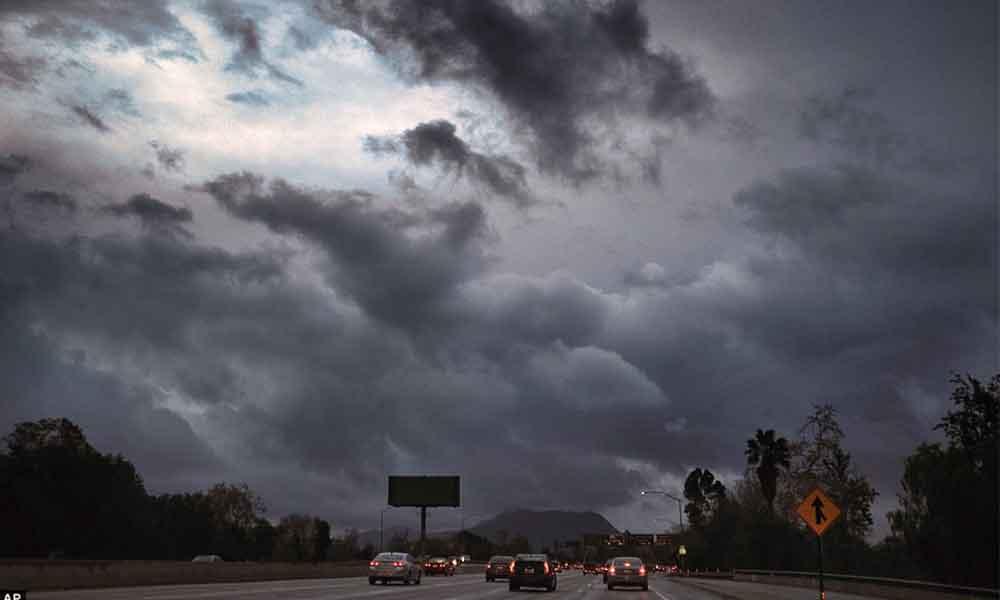 Más de 453 reportes  al 9-1-1 por lluvia y fuertes vientos hasta el momento