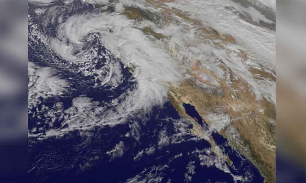 California enfrenta nueva ronda de fuertes tormentas