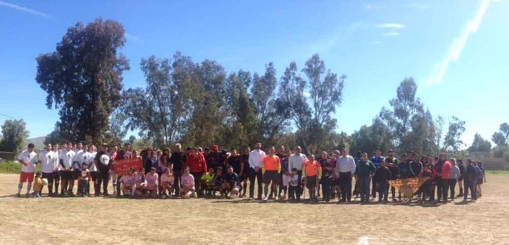 Torneo interdelegacional reúne a más de 100 deportistas