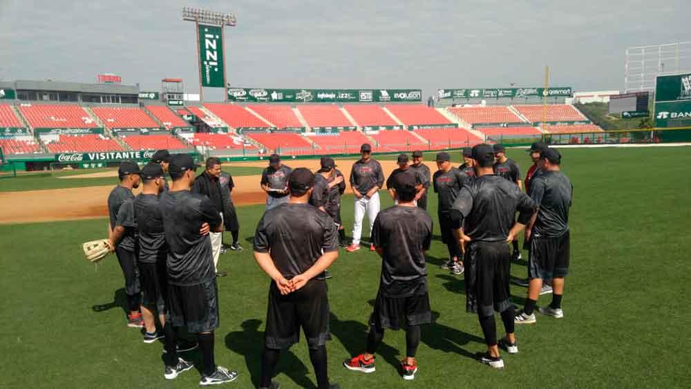 Toros de Tijuana sostienen primer entrenamiento