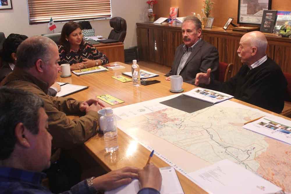 Todo listo para la implementación de proyectos turísticos en Tecate