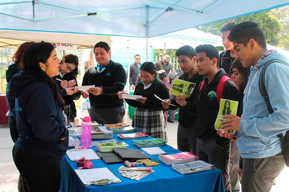Realiza Gobierno de BC Expo Universidades para estudiantes de CONALEP