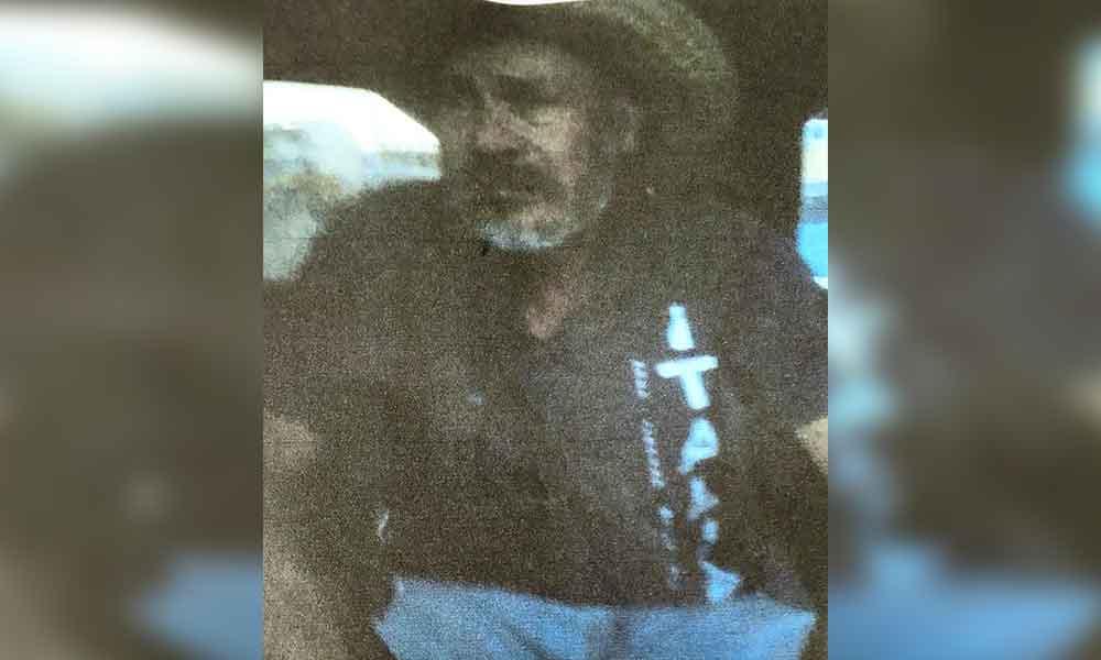 Piden ayuda para localizar a Daniel Escobedo de 64 años de edad