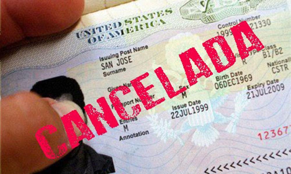 EU ha revocado 100 mil visas tras medida contra migrantes de Donald Trump