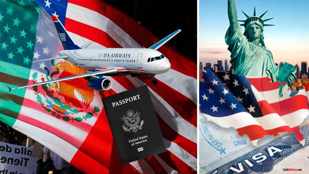 Firman para exigir que México solicite visa a estadounidenses