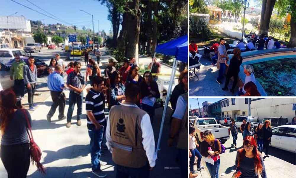Alumnos del C.E.A.D realizan exámen ante el INEA: Lic. Marina Calderón
