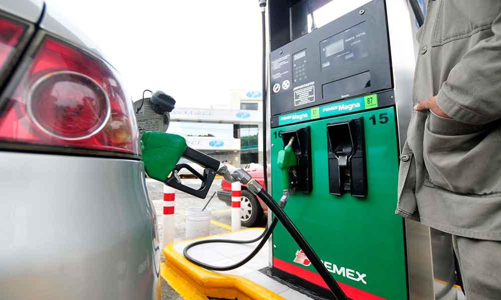 Bajan mañana gasolina y el diésel, ¡Checa los precios!