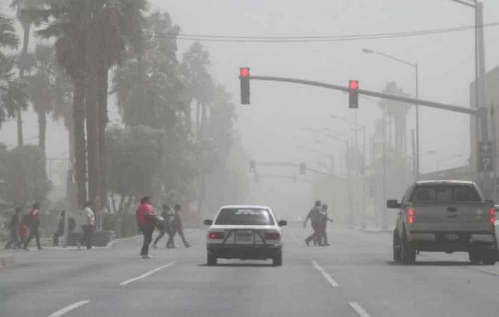 Advierten por condición Santa Ana en la región