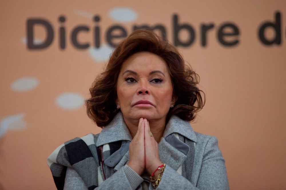Niegan nuevamente prisión domiciliaria a Elba Esther Gordillo