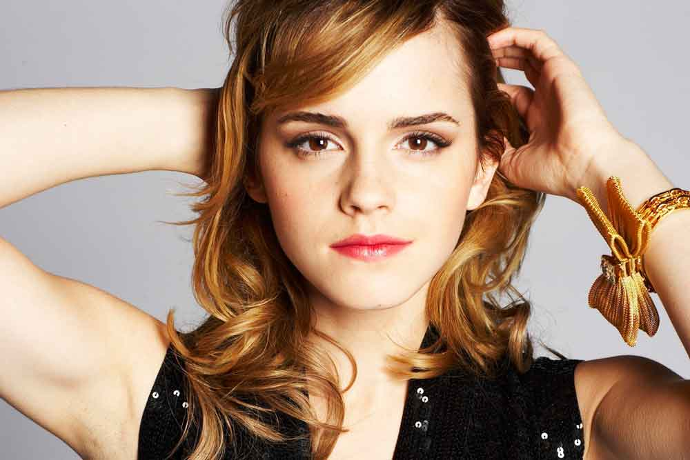 Filtran fotos íntimas de Emma Watson