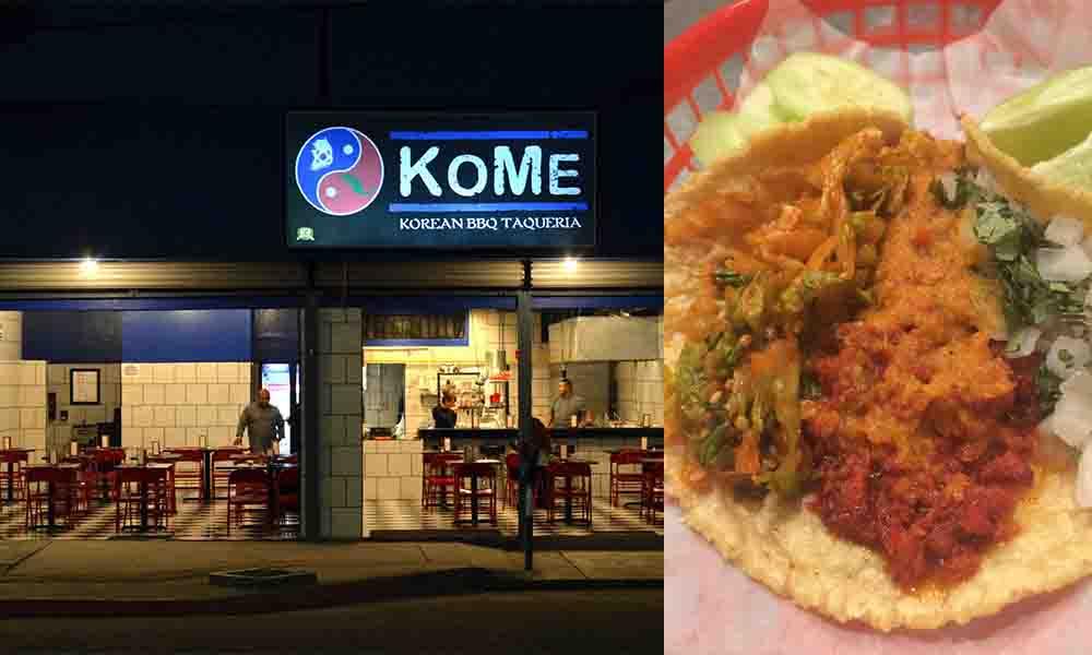 Ya hay una taquería coreana en Tijuana