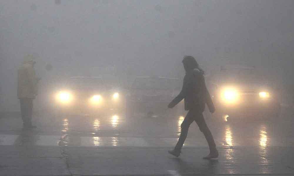 Lluvia hoy por la noche y madrugada en Baja California