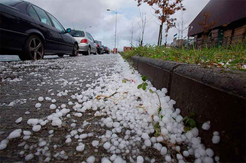 Lluvias, granizo y mucho frío congelarán a varios estados