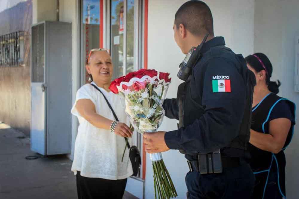 """Despliega Dirección de Seguridad Ciudadana """"Operativo Rosa"""""""