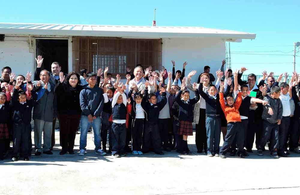 Reciben material didáctico preescolares y primarias de educación indígena