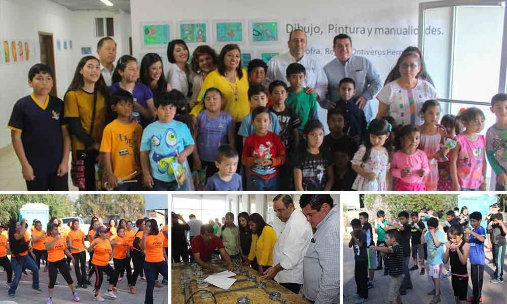 Gobierno Municipal fortalece a las familias tecatenses a través de talleres Deportivos, Artísticos y Culturales