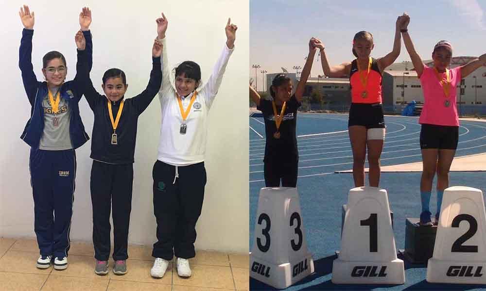 Destacan deportistas tecatenses en Estatal de Juegos Deportivos