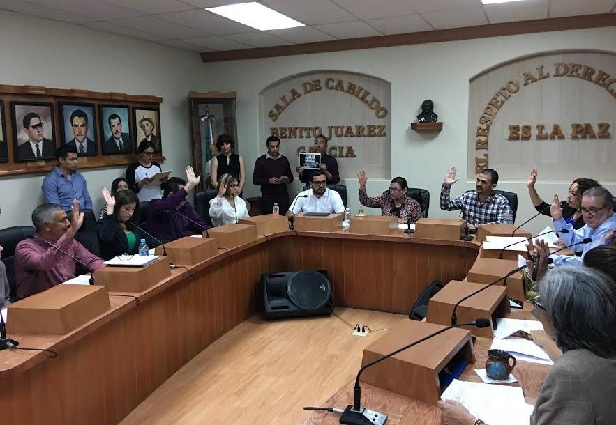 Aprueba cabildo acta de proceso de elección del Consejo Directivo del Comité ciudadano de Tecate