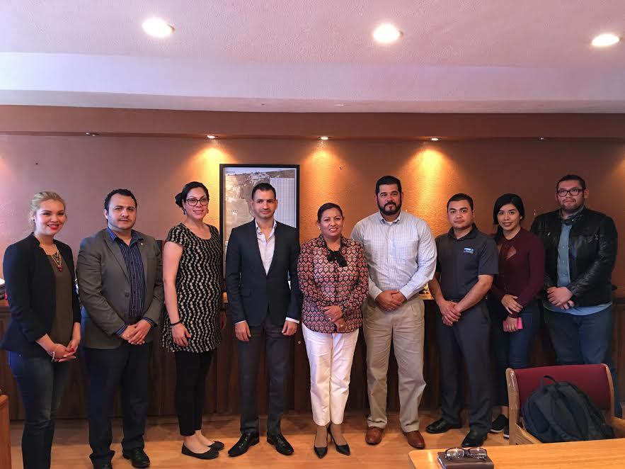 Gobierno Municipal y SEDECO se coordinan para impulsar negocios