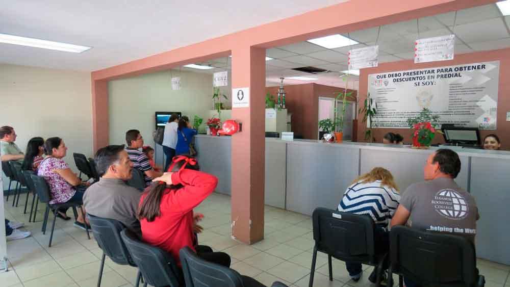 Facilitará Ayuntamiento pago de contribuciones a residentes de la zona rural