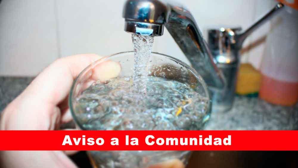 Suspenderá CESPETE el agua potable a colonia Encanto Sur