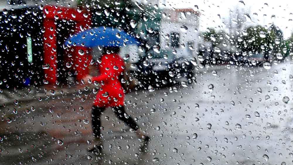 Lluvias y fuertes vientos se esperan para hoy en el país