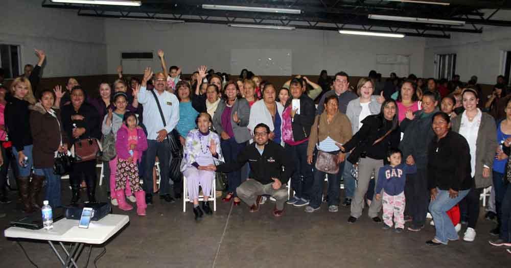 Presenta Gobierno Municipal su programa de activación comunitaria