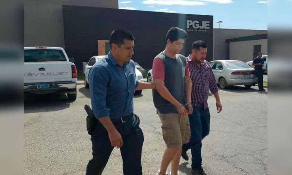 Arrestan a joven acusado de asesinar a su madre