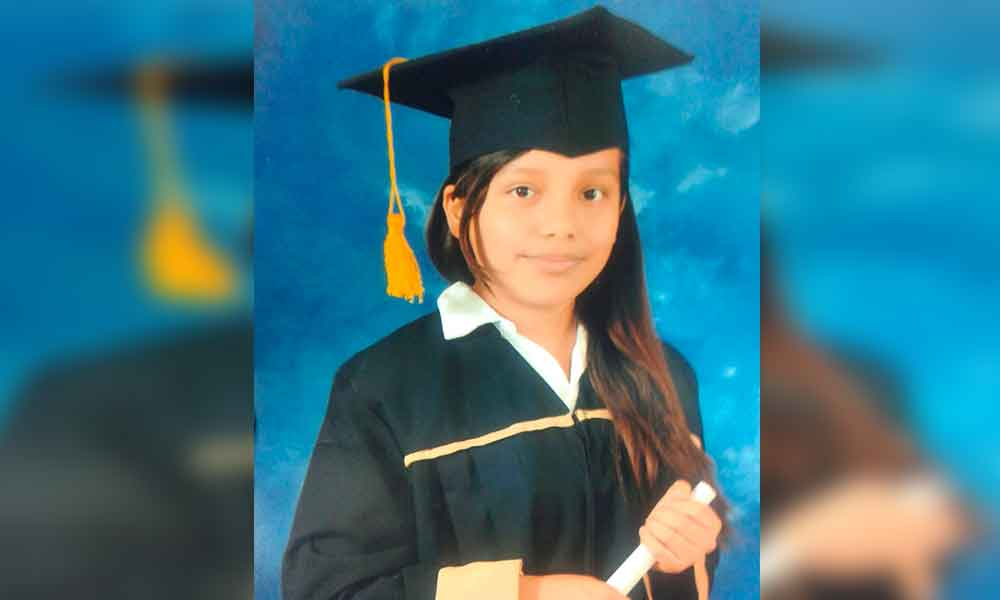 Niña de 12 años se encuentra desaparecida en Tijuana