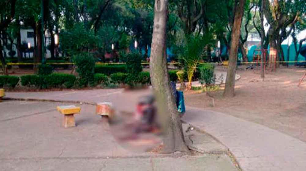 Haitiano muere en parque de Tijuana