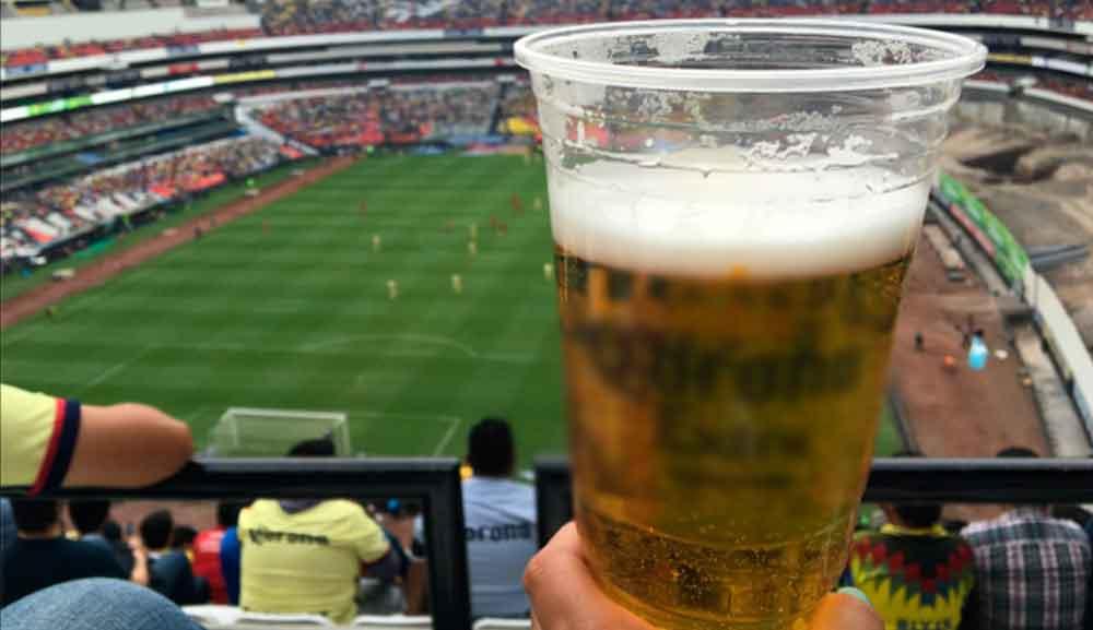 Diputada presenta iniciativa para prohibir venta de cerveza en estadios
