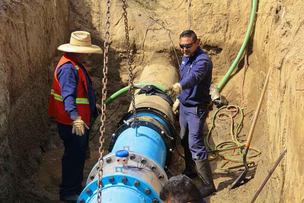 Impulsa CESPTE mordernización de infraestructura hídrica