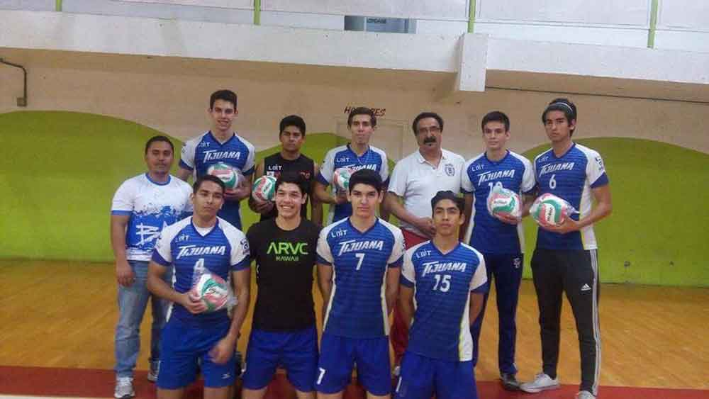 Celebrarán con éxito el Campeonato Estatal sub 23 de Voleibol