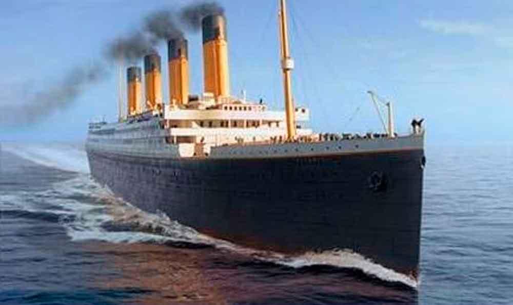 En 2018 habrá viajes turísticos para ver los restos del Titanic
