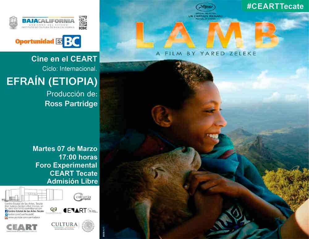 Cine de marzo en el CEART será dedicado al ciclo internacional