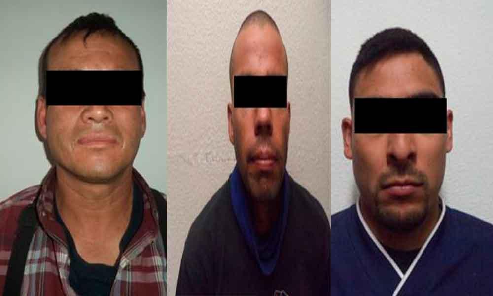 Tres detenidos por violencia familiar en Tecate