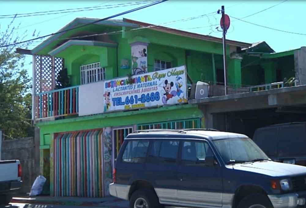 Bebé muere en su primer día en guardería de Tijuana