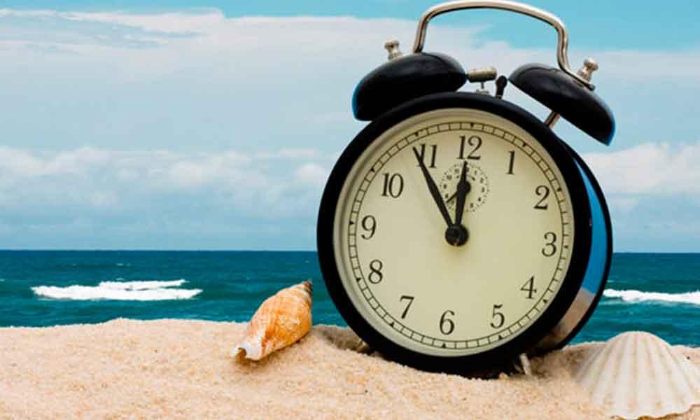 Próximo domingo inicia horario de verano en BC